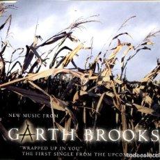 CDs de Música: GARTH BROOKS / WRAPPED UP IN YOU (CD SINGLE CAJA PROMO 2000). Lote 98385831