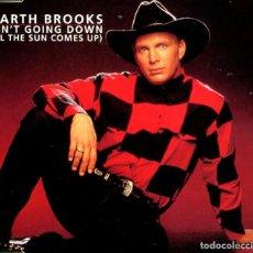 CDs de Música: GARTH BROOKS / AIN'T GOING DOWN / RODEO / THE THUNDER ROLLS + 1 (CD SINGLE CAJA 1993). Lote 98385883