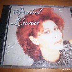 CDs de Música: CD DE ISABEL LUNA, EDICION FONORUZ DE 1999. RARO.. Lote 98385911