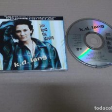 CDs de Música: EVEN COWGIRLS GET THE BLUES (K.D. LANG) (CD/SINGLE) JUST KEEP ME MOVING +5 TRACKS AÑO 1993. Lote 98388935