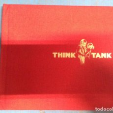 CDs de Música: CD + LIBRETO THINK TANK. Lote 98390735