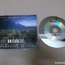 CDs de Música: NEW ORDER (CD/SINGLE) THE PRICE OF LOVE WORLD +3 TRACKS AÑO 1993. Lote 98393163