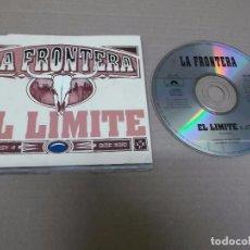 CDs de Música: LA FRONTERA (CD/SINGLE) EL LIMITE AÑO 1993 - PROMOCIONAL. Lote 98393727