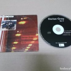 CDs de Música: DORIAN GRAY (CD/SINGLE) SIN TI AÑO 2002 - PROMOCIONAL. Lote 98393843