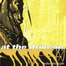CDs de Música: AT THE DRIVE-IN - RELATIONSHIP OF COMMAND - CD. Lote 98395359