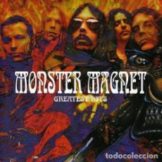 CDs de Música: MONSTER MAGNET - GREATEST HITS - CD - 2XCD. Lote 98395907