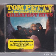 CDs de Música: TOM PETTY AND THE HEARTBREAKERS - GREATEST HITS (CD 2008, GEFFEN 00602517522961). Lote 98400343