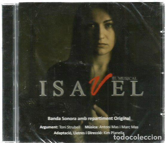 CD ISAVEL, EL MUSICAL ( BANDA SONORA CON MUSICA DE ANTONI MAS Y MARC MAS ) (Música - CD's Bandas Sonoras)