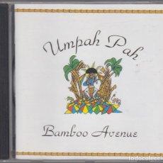 CDs de Música: UMPAH-PAH CD BAMBOO AVENUE 1992 ADRIÀ PUNTÍ. Lote 98411983