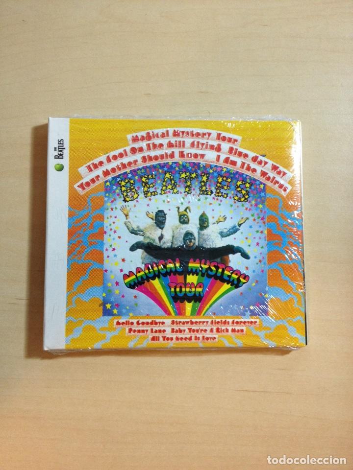 BEATLES - MAGICAL MYSTERY TOUR - CD (Música - CD's Pop)