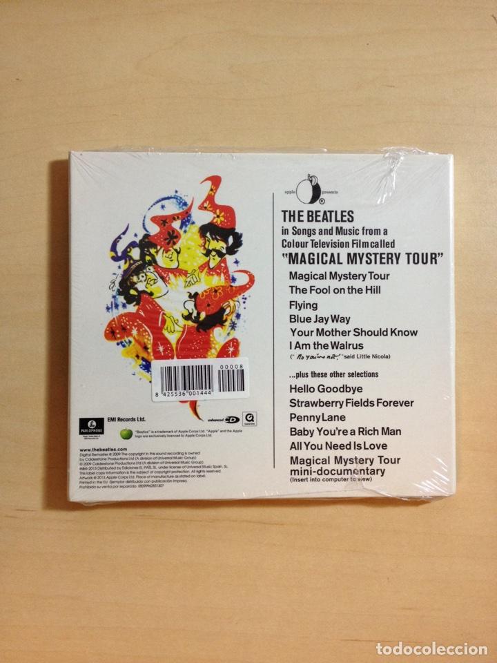 CDs de Música: BEATLES - MAGICAL MYSTERY TOUR - CD - Foto 2 - 98413264