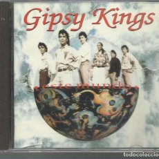 CDs de Música: GIPSY KINGS - ESTE MUNDO - CD CBS 1991. Lote 98428563