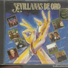CDs de Música: VV.AA. SEVILLANAS DE ORO VOL. 20 - CD HISPAVOX 1990. Lote 98429359