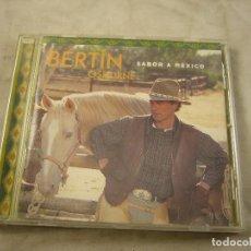 CDs de Música: MUSICA GOYO - CD ALBUM - BERTIN OSBORNE - SABOR A MEXICO. Lote 98433999