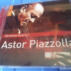 CDs de Música: ASTOR PIAZZOLLA - (MUSIC ROUGH GHIDES) 14 TEMAS. Lote 98442327