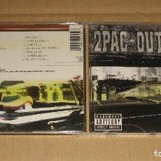 CDs de Música: 2PAC + OUTLAWZ - STILL I RISE (490 413-2). Lote 98459707