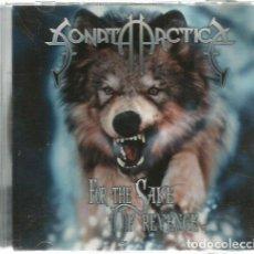 CDs de Música: DOBLE CD SONATA ARTICA . FOR THE SAKE OF REVENGE . Lote 98490427