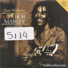 CDs de Música: BOB MARLEY AND THE WAILERS - EASY SKANKING / REDEMPTION SONG (CDSINGLE CARTON DE 1995). Lote 98491031