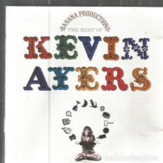 CDs de Música: CD KEVIN AYERS : THE BEST OF KEVIN AYERS . Lote 98494019
