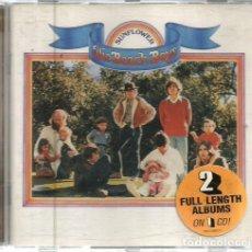 CDs de Música: CD THE BEACH BOYS : SUNFLOWER + SURF' S UP (22 TRAKS ). Lote 98494215