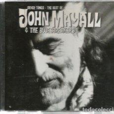 CDs de Música: CD JOHN MAYALL & THE BLUEBREAKERS : SILVER TONES - THE BEST OF JOHN MAYALL . Lote 98495591