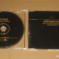 CDs de Música: ANOTHER LEVEL - BE ALONE NO MORE __ CD SINGLE (4 TEMAS). Lote 98507587
