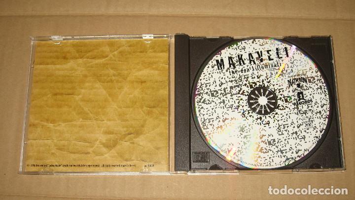makaveli the don killuminati the 7 day theory cd