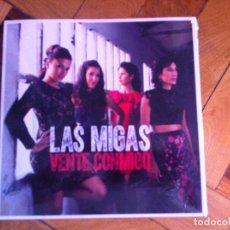 CDs de Música: LAS MIGAS. VENTE CONMIGO 2017. Lote 98511799