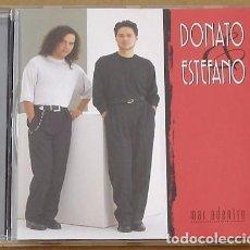 CDs de Música: DONATO & ESTEFANO - MAR ADENTRO (CD) 1995 - 12 TEMAS. Lote 98514491