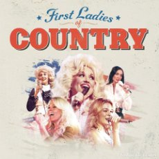 CDs de Música: FIRST LADIES OF COUNTRY * 2CD * LTD DIGIPACK * PRECINTADO. Lote 104747320