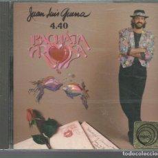 CDs de Música: JUAN LUIS GUERRA 4.40 - BACHATA ROSA - CD KAREN CANADÁ 1990. Lote 98529255