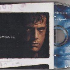 CDs de Música: LUIS MIGUELNADA ES IGUAL CDWEA 1996. Lote 98534023