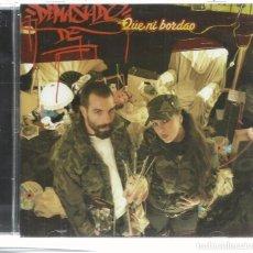 CDs de Música: DEMASIADO DE - QUE NI BORDAO - CD A.C. 2007. Lote 98536403