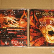 CDs de Música: DARKANE - INSANITY (NUCLEAR BLAST 27361 66022). Lote 98543487