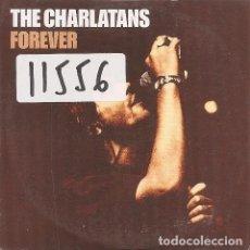 CDs de Música: THE CHARLATANS - FOREVER (CDSINGLE CARTON PROMO DE 1999). Lote 98562651