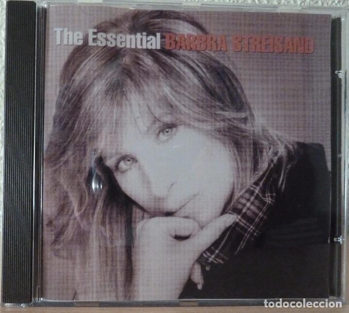 BARBRA STREISSAND - THE ESSENTIAL - DOBLE CD (Música - CD's Melódica )