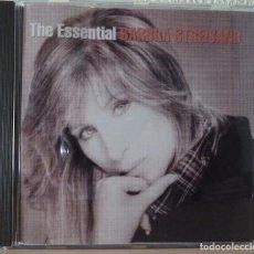 CDs de Música: BARBRA STREISSAND - THE ESSENTIAL - DOBLE CD. Lote 98566687