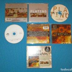 CDs de Música: LOS SABANDEÑOS ( 2 CD'S AL PRECIO DE UNO ) - BOX-SABA - REYES MAGOS - PLATINO . Lote 98568531