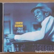 CDs de Música: COMPAY SEGUNDO - CALLE SALUD (CD) 1999 - 13 TEMAS. Lote 98571799