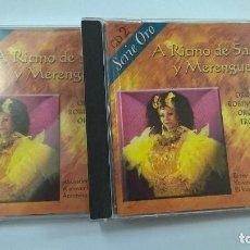 CDs de Música: ORQUIDEA ROBINSON Y SU ORQUESTA TROPICAL-2 CD-N. Lote 98620607