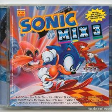 CDs de Música: CD - SONIC MIX 3 - ARCADE - 1996 (2 DISCOS). Lote 98651555