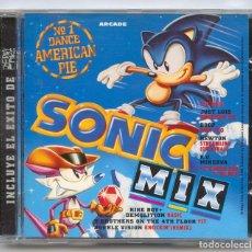 CDs de Música: CD - SONIC MIX - ARCADE - 1995. Lote 98651727