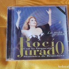 CDs de Música: ROCÍO JURADO LA MÁS GRANDE. Lote 98668919