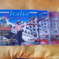CDs de Música: ITALIA ROMANTICA. Lote 98672619