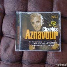 CDs de Música: CHARLES AZNAVOUR 12 EXITOS. Lote 98676499
