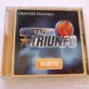 CDs de Música: OPERACION TRIUNFO