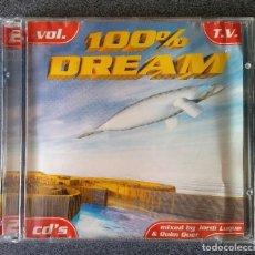 CDs de Música: 100% DREAM. Lote 98686763