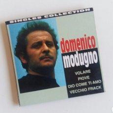 CDs de Música: (SEVILLA) CD DOMENICO MODUGNO. SINGLES COLLECTION. Lote 98693332