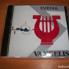 CD de Música: VANGELIS EUREKA LIVE AT ROTTERDAM 1991. Lote 200159777