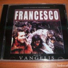 CDs de Música: VANGELIS FRANCESCO CD BANDA SONORA. Lote 109318351